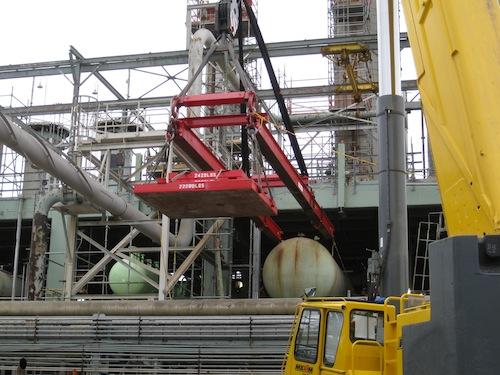 Refinery Vessel