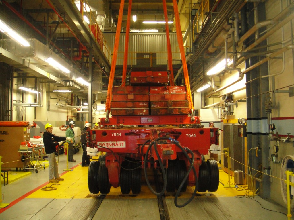 Crane Load Test 2