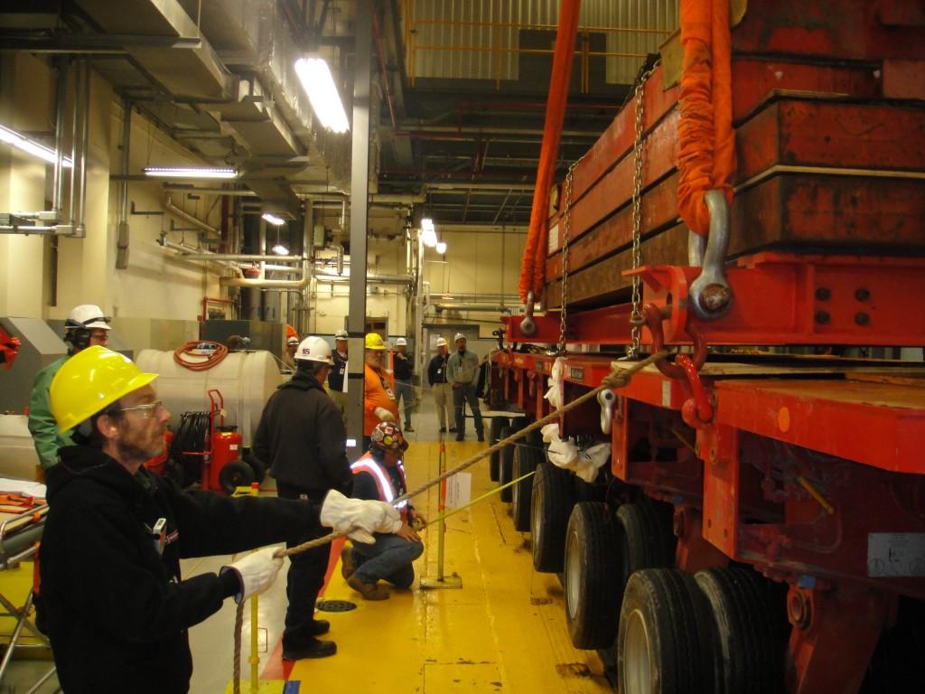 Crane Load Test 3