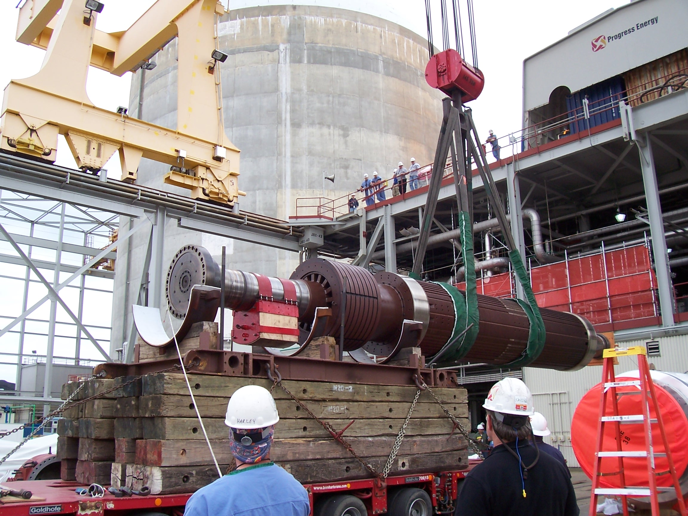 Innovative Equipment Used In S C Nuclear Rotor And