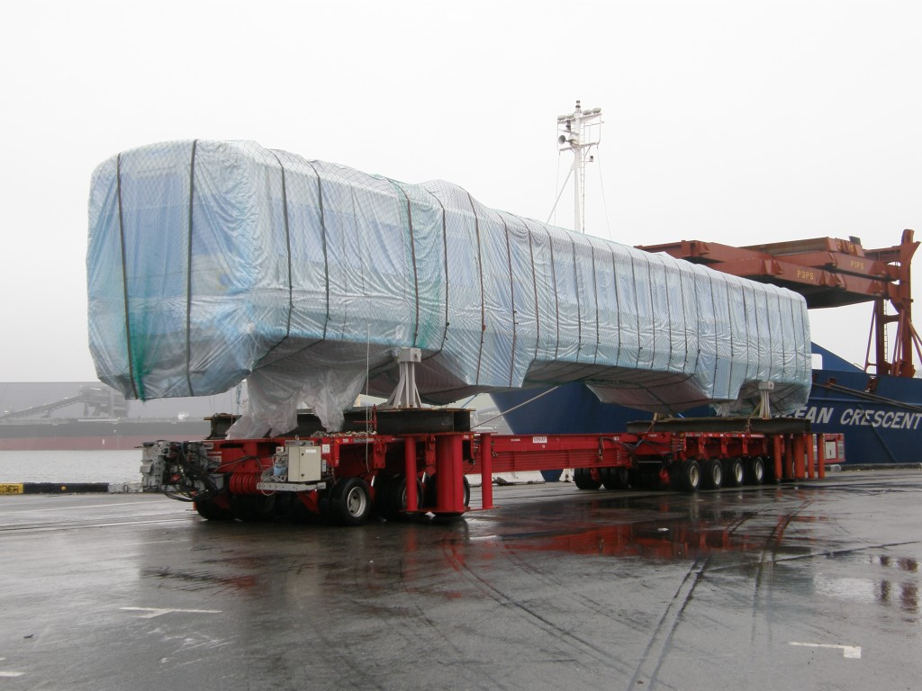Commercial Cargo Removal and Replacement 1