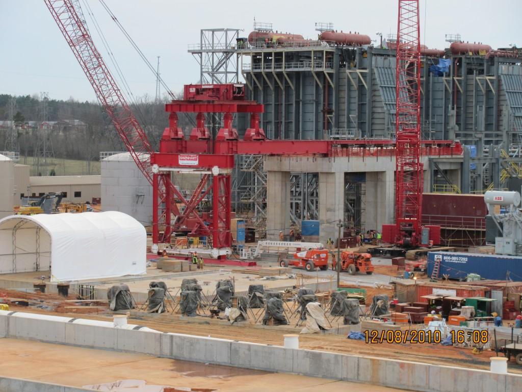 Turbine Generator Transport Haul 1