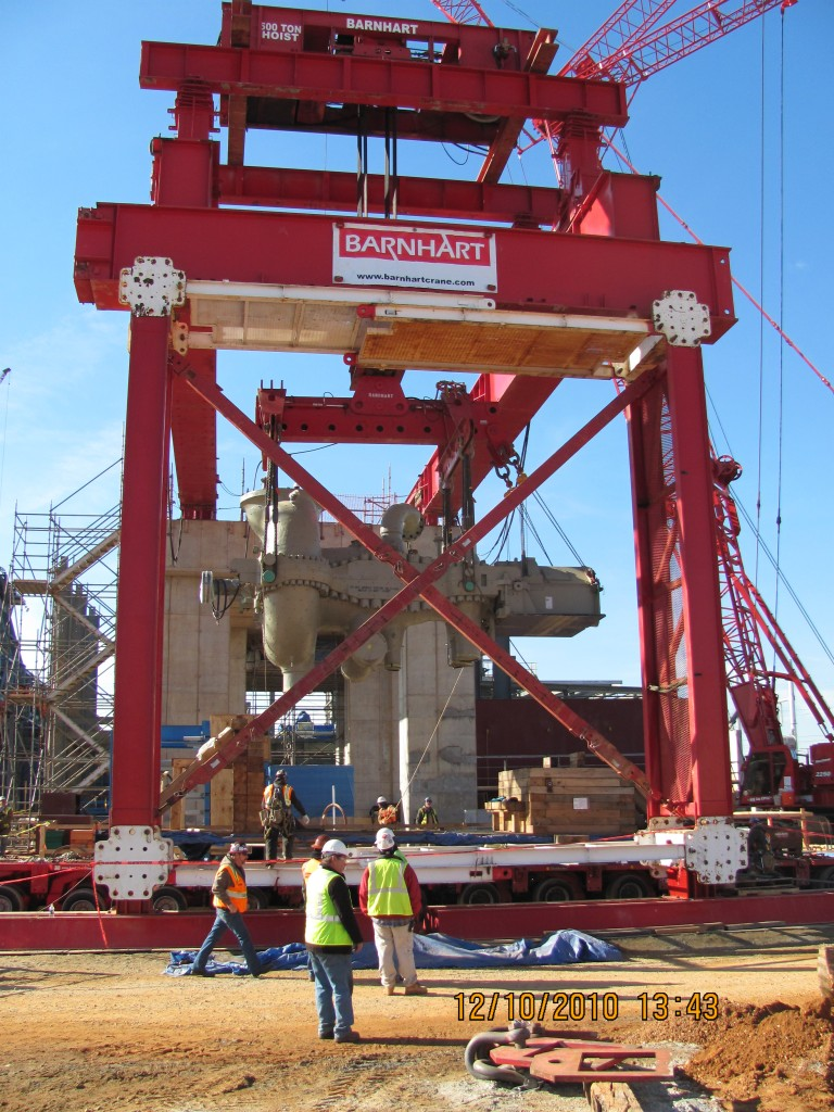 Turbine Generator Transport Haul 3