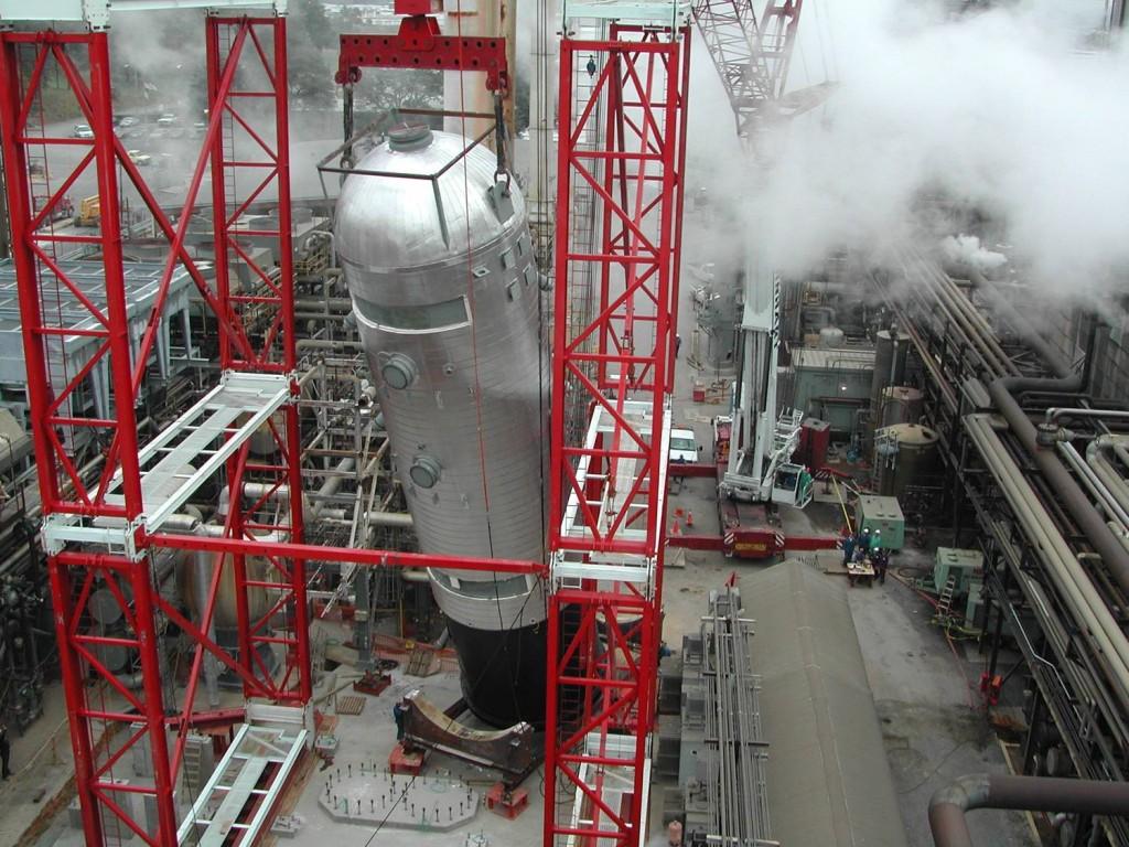 modular lift tower 9