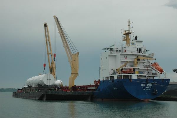 refinery equipment heavy transport 4