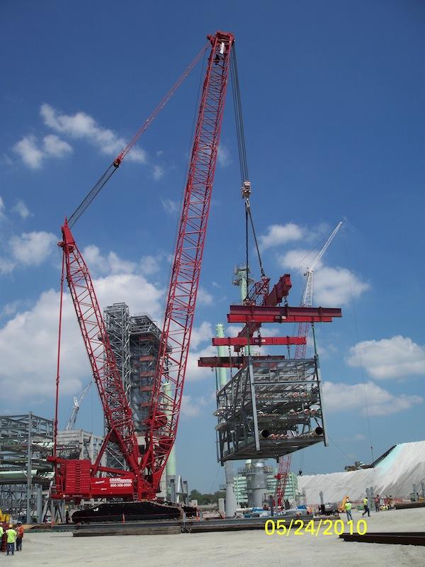 refinery equipment heavy transport 5