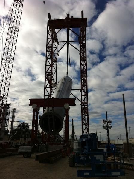 refinery equipment heavy transport 6