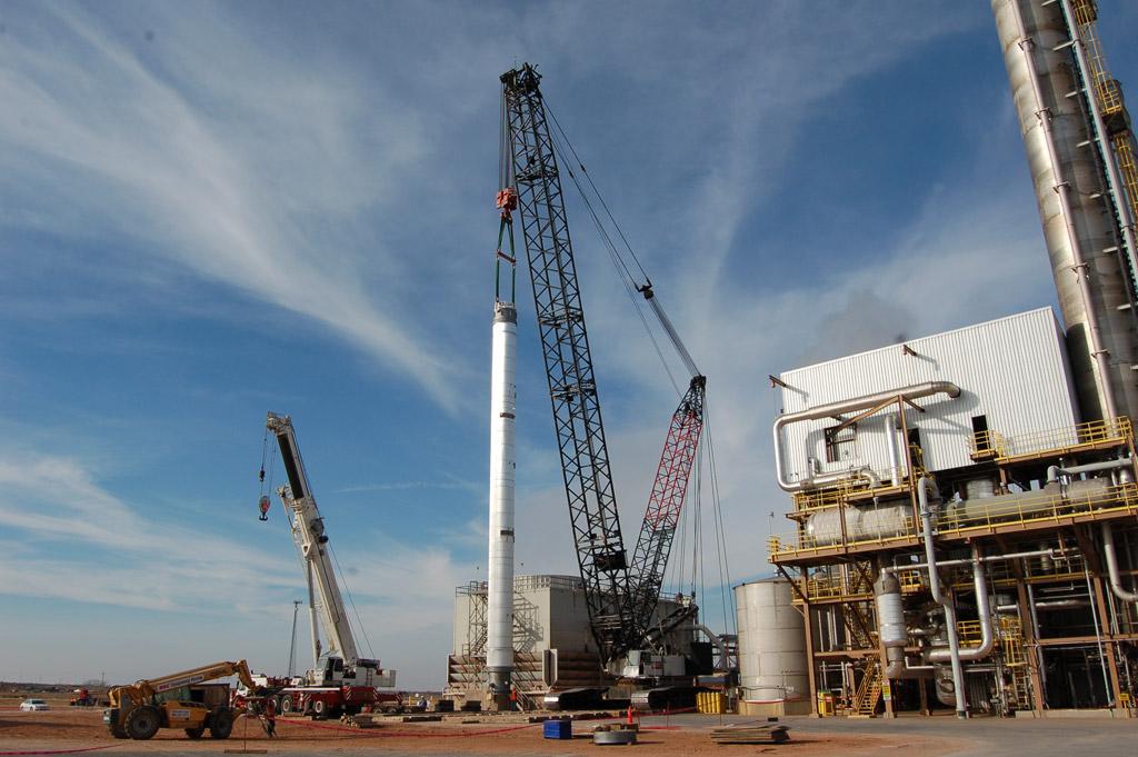 Cc2600 550 Tons Barnhart Crane Amp Rigging