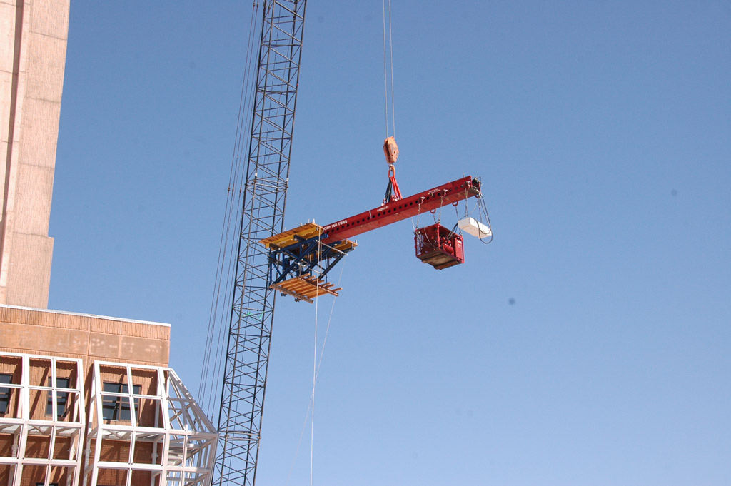Tip Stick Barnhart Crane Amp Rigging